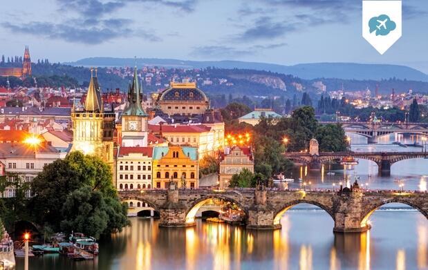 Combinado Berlin y Praga 7 días