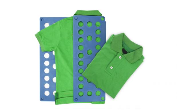 Pack 2 dobladores de ropa