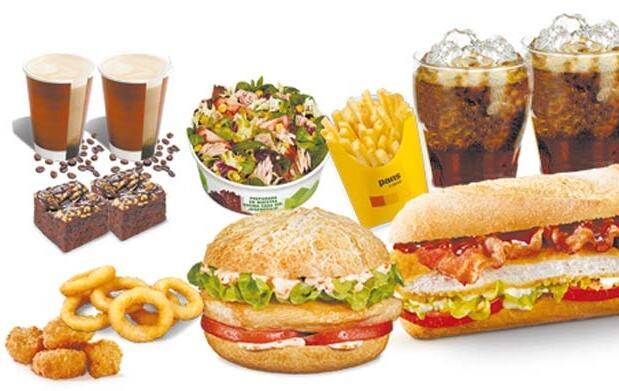 Dos menús completos en Pans & Company