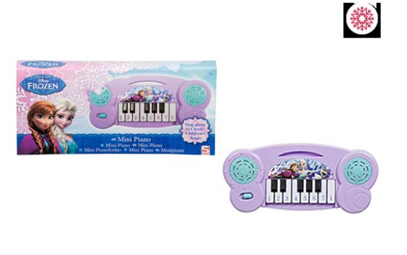 Mini piano Disney Frozen ó Marvel Avengers