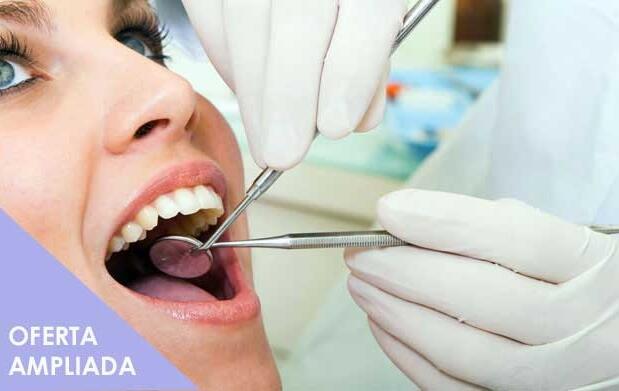 Limpieza dental con ultrasonidos y pulido