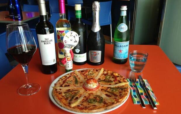 Alta cocina italiana para dos personas