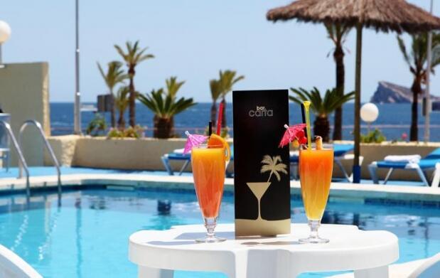 8 días en Benidorm, Hotel Poseidon Playa 3*