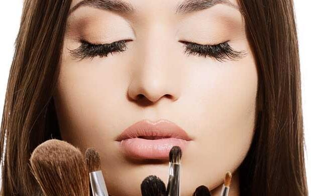 Sesión de maquillaje profesional