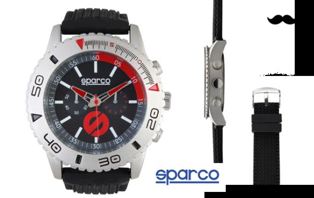 Reloj Sparco