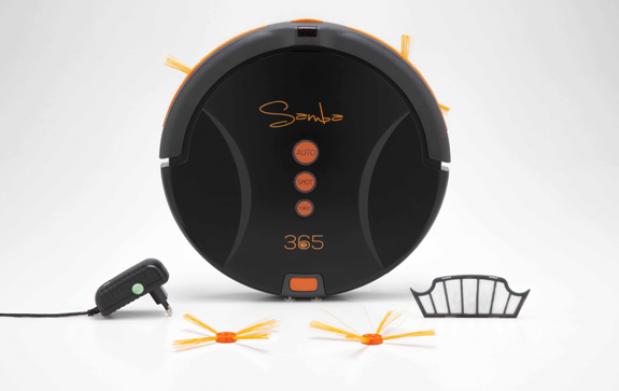 Robot aspirador samba NewTeck