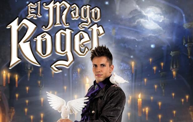 Magia para niños con el mago Roger