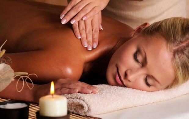Dos masajes relajantes completos