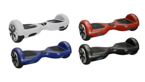 Mini scooter eléctrico inteligente