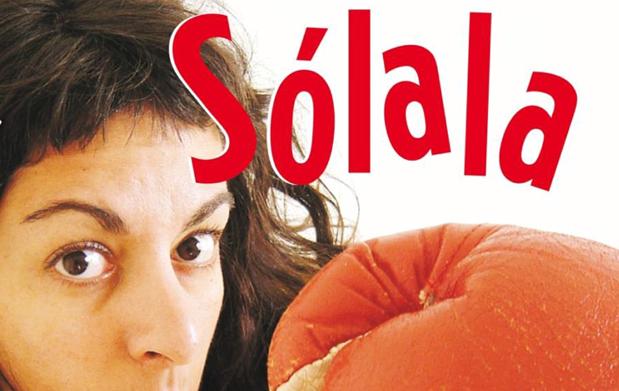 A reírse con Cristina Medina en Sólala