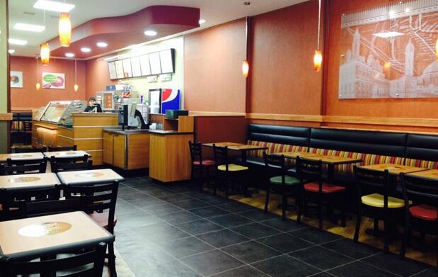Delicioso menú Subway para 2 personas