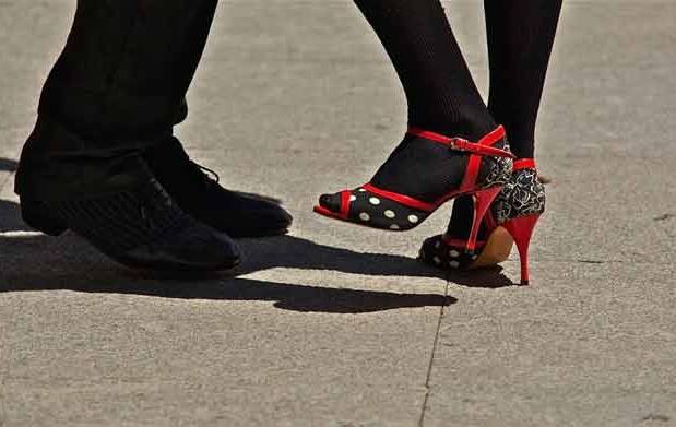 Bono de 4 clases de iniciación al tango