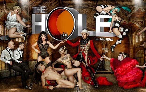 The Hole, el espectáculo de las Ferias