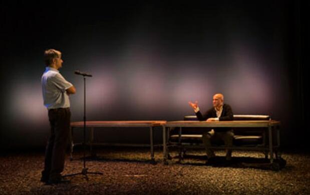 Teatro del bueno con la compañía Titzina