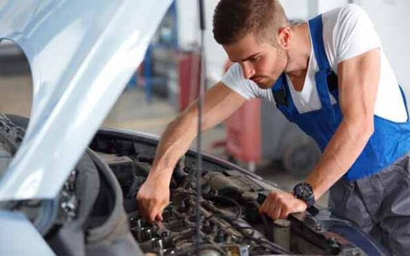 Cambio de aceite + revisión de tu vehículo