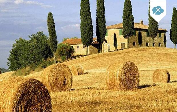 Disfruta 7 días del Sol de La Toscana