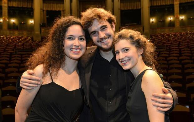 Trío Karénine en concierto