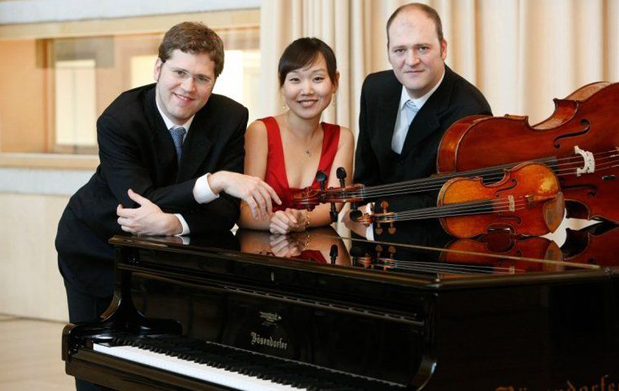 Beethoven y Brahms con el Trío Ludwig