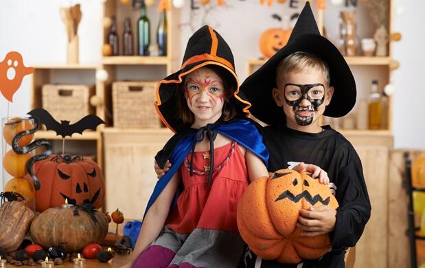 Talleres infantiles de Halloween